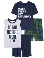 Boys Humor Pajamas 2-Pack