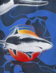 Boys Aloha Shark Pajamas 2-Pack