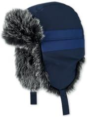 Toddler Boys Trapper Hat