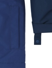 Toddler Boys Colorblock 3 In 1 Jacket