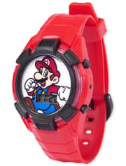 Boys Mario Digital Watch