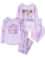 Girls Be Kind Pajamas 2-Pack