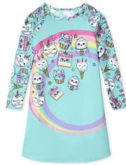 Girls Squishies Nightgown