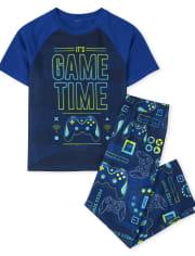 Boys Video Game Pajamas