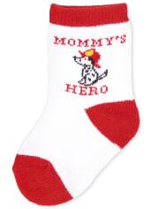 Baby Boys Rescue Midi Socks 6-Pack