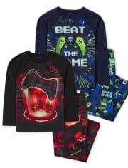 Boys Video Game Pajamas 2-Pack
