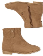 Girls Slouch Booties