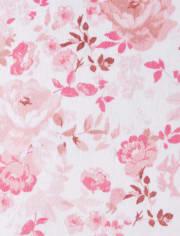 Baby Girls Rose Cozy Blanket