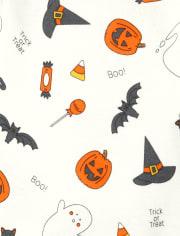 Unisex Baby Halloween Bodysuit 3-Pack