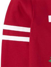 Unisex Kids Matching Family Team Santa Snug Fit Cotton Pajamas