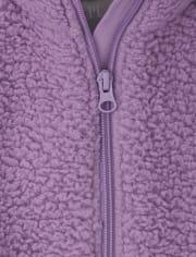 Girls Furry Favorite Jacket