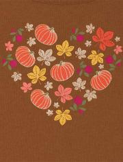 Girls Thanksgiving Top 2-Pack
