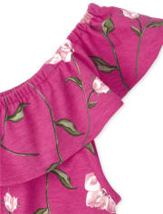 Girls Floral Dress 2-Pack