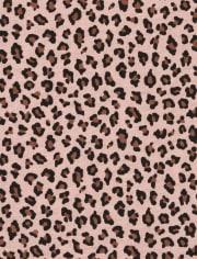 Girls Leopard Top 2-Pack