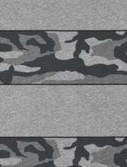 Boys Striped Raglan Hoodie Top 2-Pack