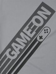 Boys Gamer Mesh Performance Top 2-Pack