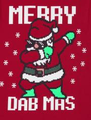 Boys Christmas Dance Graphic Tee