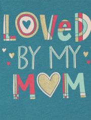 Girls Family Love Graphic Tee 3-Pack