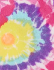 Toddler Girls Glacier Fleece Half Zip Mock Neck Pullover