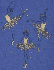 Girls Dance Graphic Tee 2-Pack