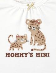 Baby Girls Leopard 3-Piece Playwear Set