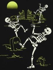 Boys Halloween Graphic Tee 2-Pack