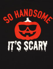 Toddler Boys Halloween Graphic Tee 2-Pack