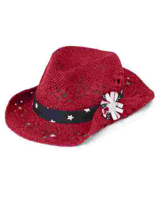 Girls Cowgirl Hat - American Cutie