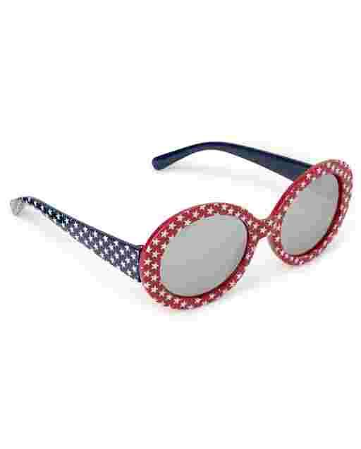 Girls Star Sunglasses - American Cutie