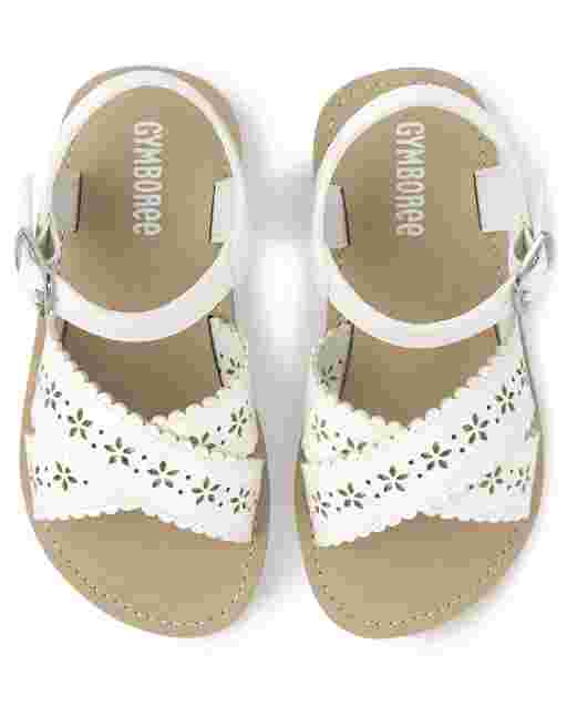 Girls Star Sandals