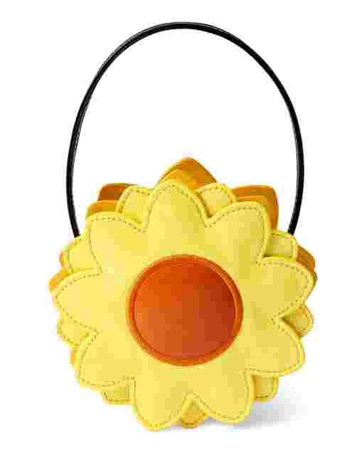 Girls Sunflower Bag - Harvest