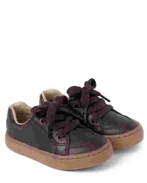 Boys Low Top Sneakers - Harvest