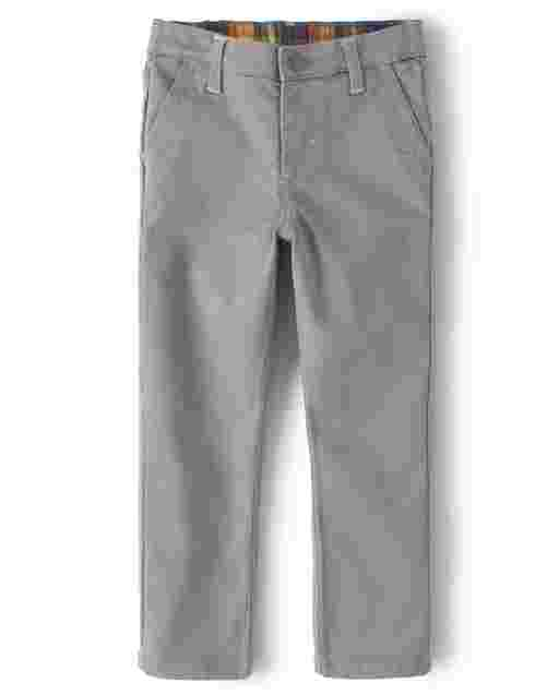 Boys Woven Chino Pants - Demolition Dude