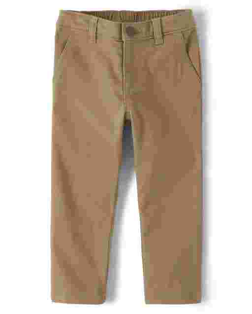 Boys Woven Chino Pants - Every Day Play