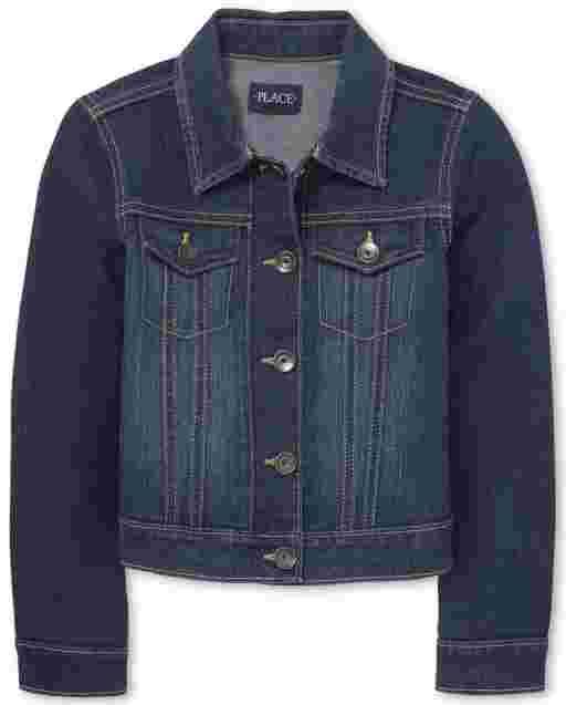 Girls Denim Jacket
