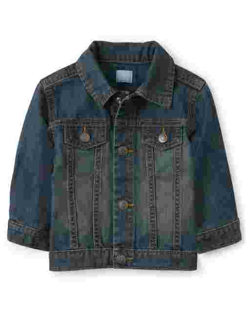 Unisex Baby Denim Jacket