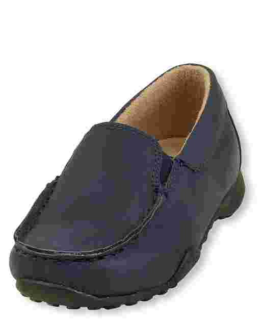 Toddler Boys Slip On Dress Shoes