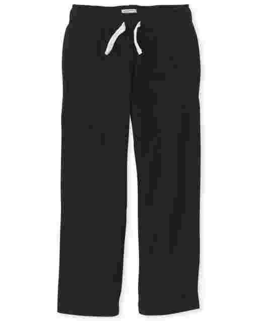 Boys Uniform Active Fleece Pants
