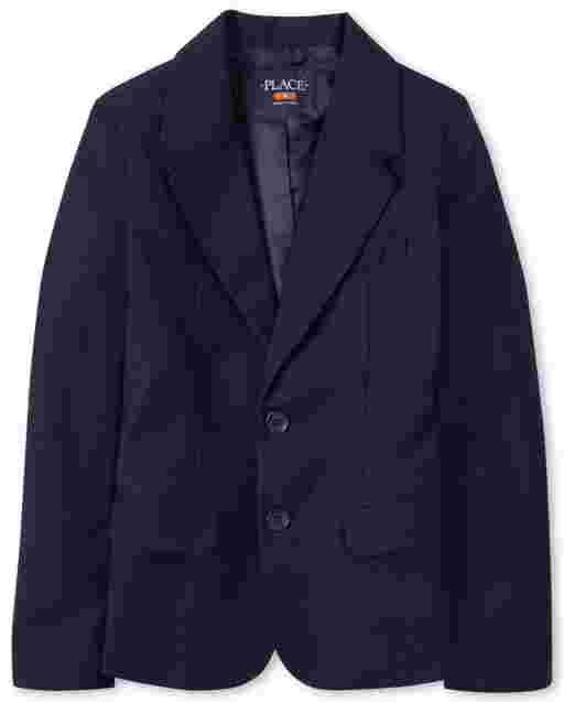 Boys Uniform Long Sleeve Blazer