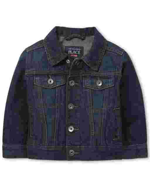 Toddler Boys Denim Jacket