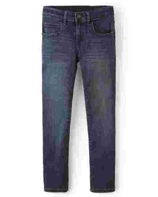 Boys Stretch Super Skinny Jeans<br/>