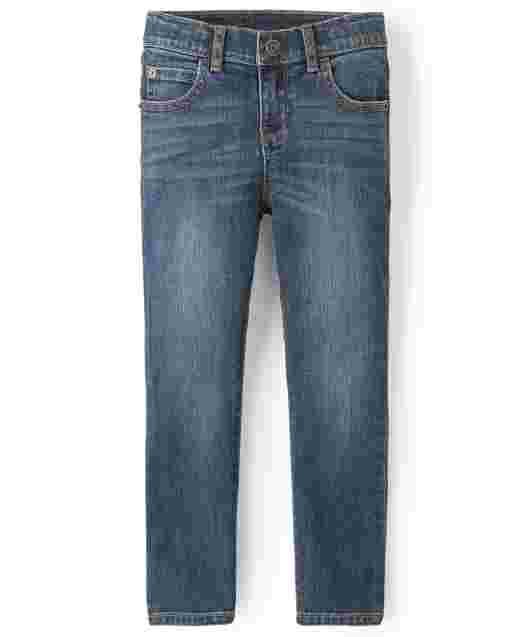 Boys Stretch Skinny Jeans<br/>