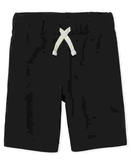 Boys Uniform French Terry Shorts
