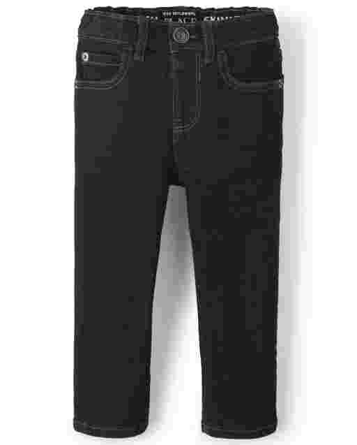 Baby And Toddler Boys Stretch Skinny Jeans<br/>
