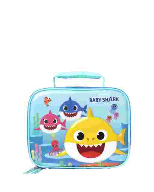 Toddler Boys Shark Lunch Box