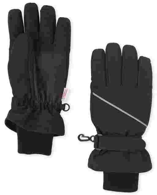Boys Ski Gloves