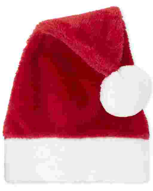 Unisex Toddler Matching Family Santa Hat