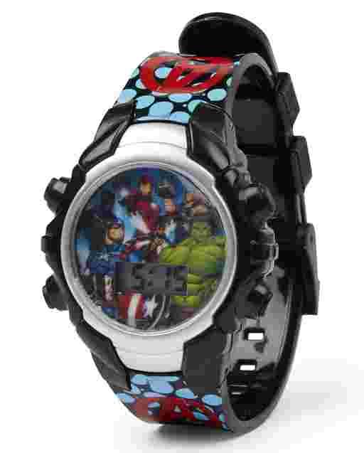 Boys Avengers Digital Watch