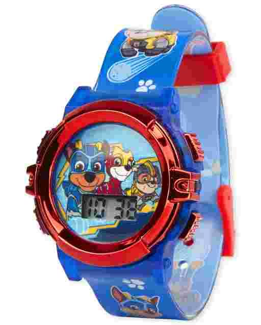 Boys Paw Patrol Digital Watch