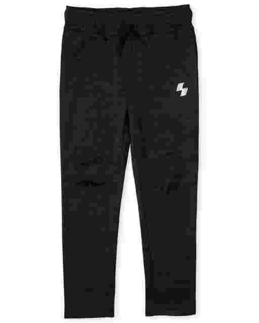 Boys PLACE Sport Marled Knit Performance Pants